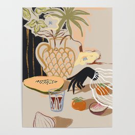 Fruitful Spread Poster