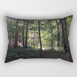 Rushemere Country Park, Bedfordshire UK Rectangular Pillow