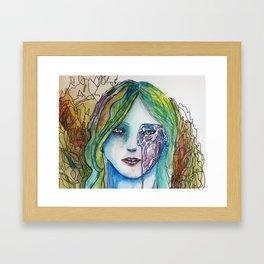The Vella Framed Art Print