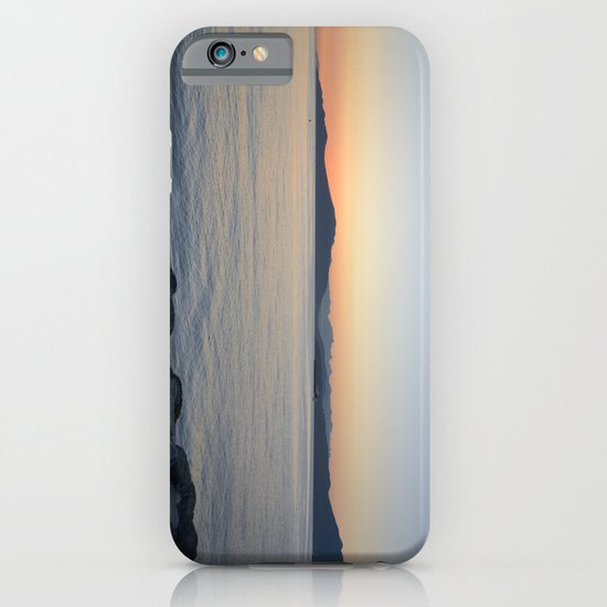 on a western shore iPhone & iPod Case