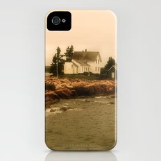 The Lighthouse's Tale -  Along the Rocky Coast of Maine Slim Case iPhone (4, 4s)