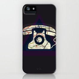 London Calling iPhone Case