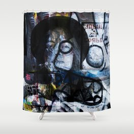 We Are Special Shower Curtain