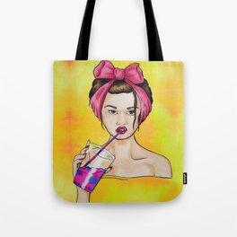 Slushie Pop Tote Bag