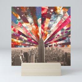 Superstar New York Mini Art Print