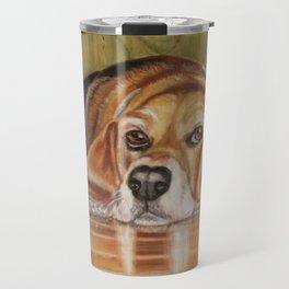 Basset Hound: Tate Travel Mug