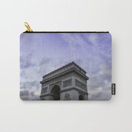 The Arc de Triomphe de l'Etoile Carry-All Pouch