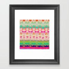 Eva Spot Framed Art Print
