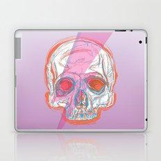 space rockstar skull Laptop & iPad Skin