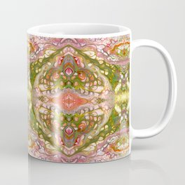 Abstract Acrylic Pouring Num5 Coffee Mug