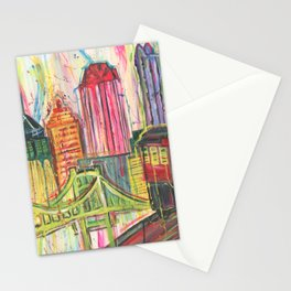 Pittsburgh Proud Stationery Cards