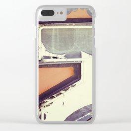 Redo Clear iPhone Case