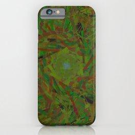 Greeneye iPhone Case
