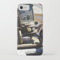 stanley kubrick iPhone & iPod Cases featuring Stanley by Around The Park