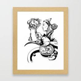 Sibilla 1 Framed Art Print