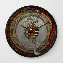 Valen'cya's Horde Wall Clock
