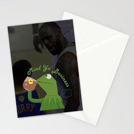 Mind Yo Business Stationery Cards