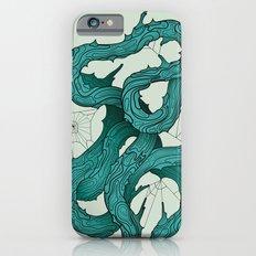 wood knot Slim Case iPhone 6s