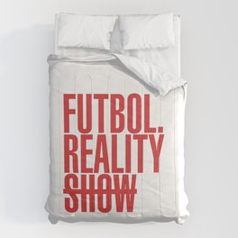 FutbolRealityShow_Red Comforters