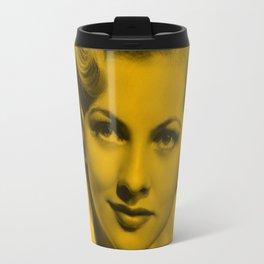 Oliva de Havilland Travel Mug