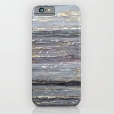 Grey Marble iPhone 6s Slim Case