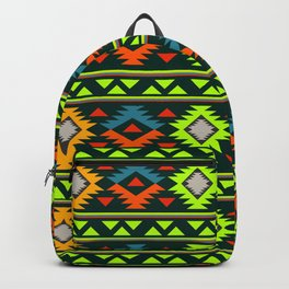 Geometric Navajo Backpack