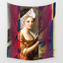 A Certain Charm Wall Tapestry