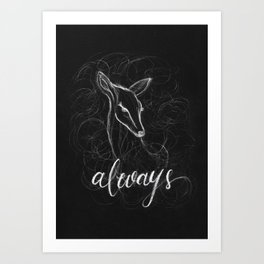 After All This Time? Art Print