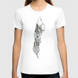 Gilded Feather T-shirt
