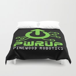 PWRUP Logo Duvet Cover