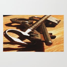 Nice Keys Rug