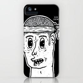 Mister B iPhone Case