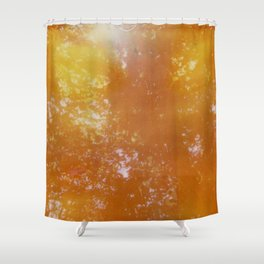 Brilliant Trees Shower Curtain
