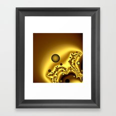The New Heavens and Earth Framed Art Print
