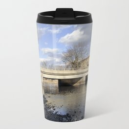 By the river 5 Travel Mug