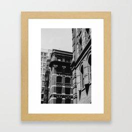Soho IX Framed Art Print