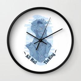 Handsome jack - Glitch Wall Clock