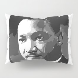 Martin Luther King Portrait Pillow Sham