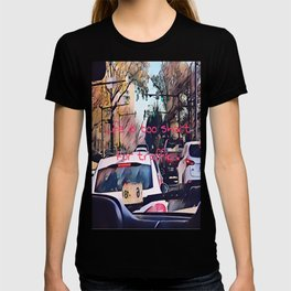 Life is too short for traffic T-shirt