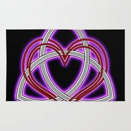 Royal Heart of God Rug