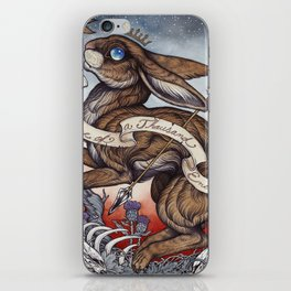 the Prince of a Thousand Enemies iPhone Skin