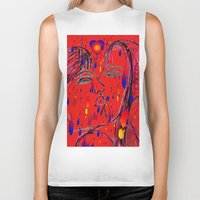 passion Biker Tanks featuring passion by sladja