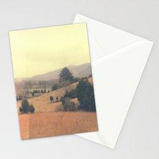 Mountain Range Polaroid Stationery Cards