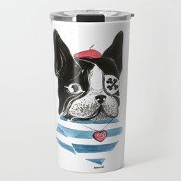 Mlle Panchita Travel Mug