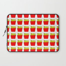 French fries -fries,patatoes,fast food,patato,frites,wedges,patata Laptop Sleeve