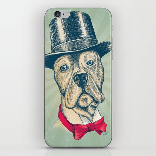 I'm too SASSY for my hat! iPhone & iPod Skin
