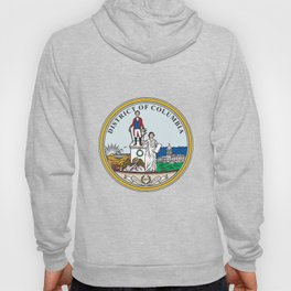 Washington DC Seal Hoody