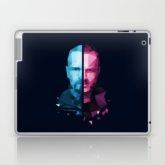 BREAKING BAD - White/Pinkman Laptop & iPad Skin