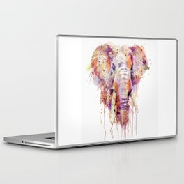 Elephant Head Laptop & iPad Skin