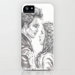 Twilight - Edward & Bella iPhone Case